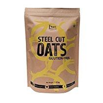 Get True Elements Gluten Free Steel Cut Oats, 1.5kg at Rs 359 | Amazon Offer