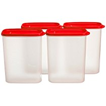 Get Tupperware New Smart Saver Plastic Container Set 2.3 Litre at Rs 1199 | Amazon Offer