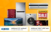 Get  TVs & Appliances Sale Great Deals 24th- 28th March at Rs 0 | Amazon Offer