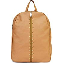 Get Typify Womens Backpack HandbagTbag146Tan at Rs 399 | Amazon Offer