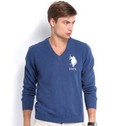 Get U.S. Polo Assn. Sweatshirts Flat 50% OFF | Myntra Offer