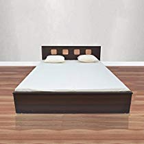 Get UNiCOS Gaston King Size Bed with Storage at Rs 16999 | Amazon Offer