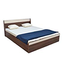 Get UNiCOS Ivon King Size Bed with Storage at Rs 16999 | Amazon Offer