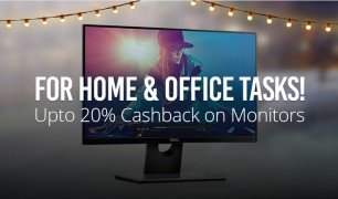 Get Upto 25% Cashback on Computer Monitors  Paytm | paytmmall Offer