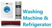 Get Upto 34% off on ACs, Washing Machine & Refrigerator Lightning Deals   | Amazon Offer