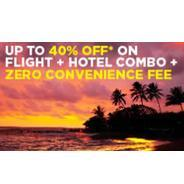 Get Upto 40% Instant Discount on Flight + Hotel Bookings | SpiceJet Offer