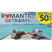Get Upto 50% OFF On Romantic Getaway | Expedia Offer