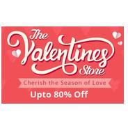 Get Upto 80%OFF On Valentines Store | Shopclues Offer