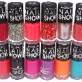 Get V-Color Nail Show Polish Set of 12 Pc at Rs 260 | Amazon Offer