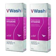 Get V wash V wash Intimate Hygiene pack of 2 Intimate Wash (400 ml) at Rs 380 | Flipkart Offer