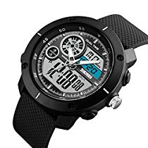 Get V2A Skmei S-Shock Analogue-Digital Sport Watches For Men's A at Rs 995 | Amazon Offer