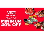 Get Vans Sneakers Minimum 40% OFF | Jabong Offer