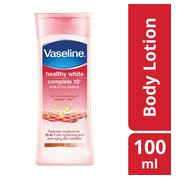 Get Vaseline Healthy White Complete 10 Lightening Body Lotion, 100ml at Rs 90 | Snapdeal Offer