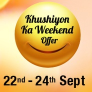 Get Videocon d2h Khushiyon Ka Weekend Offer - d2h Darshan Channel at Rs.1 for 30 Days at Rs 1 | Vide