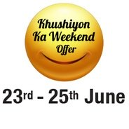 Get Videocon d2h Khushiyon Ka Weekend Offer - HD English Movies and Entertainment Rs.1 For 30 Days a