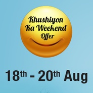 Get Videocon d2h Khushiyon Ka Weekend Offer - Learn Perfect English With Smart English at Rs.1 for 3