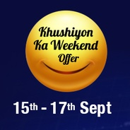 Get Videocon d2h Khushiyon Ka Weekend Offer - Smart Games at Rs.1 for 30 Days at Rs 1 | Videocond2h