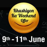 Get Videocon d2h Khushiyon Ka Weekend Offer - Smart Kids Rs.1 For 30 Days at Rs 1 | Videocond2h Offe