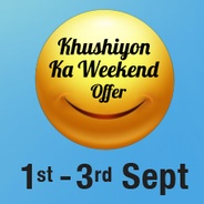 Get Videocon d2h Khushiyon Ka Weekend Offer - Unlimited USB Recording service at Rs.1 for 30 Days at