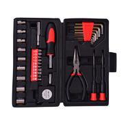 Get Visko ST9252A Hand Tool Set (Red, 35-Pieces) at Rs 499 | Amazon Offer