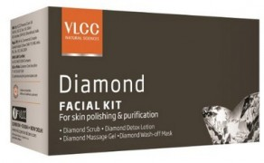 Get VLCC Diamond Facial Kit – 50g      india at Rs 99 | Amazon Offer