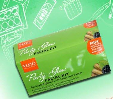 Get VLCC Facial Kits & Face Packs Min 35% Off   at Rs 150 | Amazon Offer