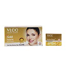 Get VLCC Gold Facial Kit and Insta Glow Bleach Combo at Rs 124 | Amazon Offer