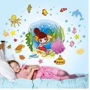 Get Wall Stickers Under Rs.89 | Amazon Offer