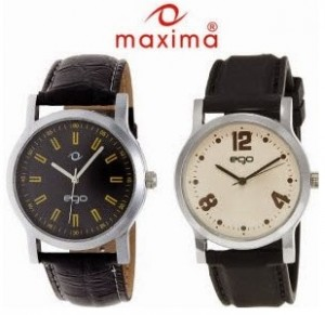 Get Watches Minimum 50 % to 80% off +20% cashback   india at Rs 130 | Amazon Offer