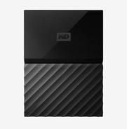 Get WD My Passport 1 TB Portable Hard Drive (Black) at Rs 3999 | TataCliq Offer