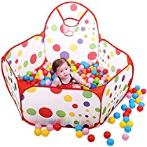 Get Webby Kids Play Zone Tent with 50 Balls at Rs 1199   Amazon Offer