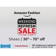 Get Weekend Refresh Sale - Shoes 30% - 70% OFF | Amazon Offer