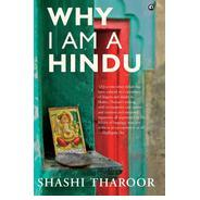 Get WHY I AM A HINDU (English, Hardcover, Shashi Tharoor) at Rs 232 | Flipkart Offer