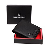 Get Wildhorn Genuine Leather Wallet 015 at Rs 486   Amazon Offer
