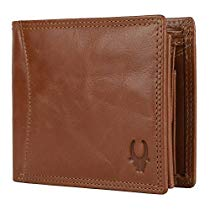 Get WildHorn Tan Mens Wallet at Rs 480 | Amazon Offer