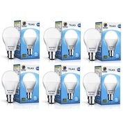 Get Wipro 9W Led Bulbs - Cool Day Light (Pack of 6 ) at Rs 499 | Snapdeal Offer