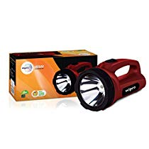 Get Wipro Emerald Rechargeable Emergency Light (Red) at Rs 619 | Amazon Offer