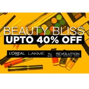 Get Women Beauty Products Upto 40% OFF | Jabong Offer