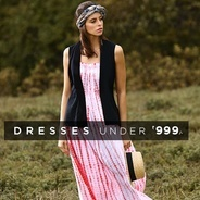 Get Women Dresses Under Rs.999 at Rs 699 | Abof Offer