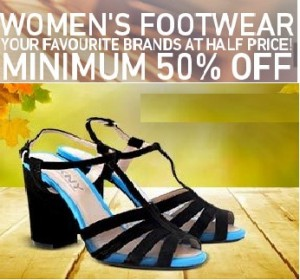 Get Women's Footwear 50%-80% off   at Rs 199 | Flipkart Offer
