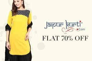 Get Women's Kurtas Min 70% off +20% Cashback   at Rs 144 | Amazon Offer