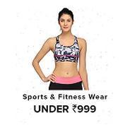Get Womens Sports & Gym Wear Under Rs.999   Flipkart Offer
