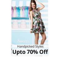 Get Womens Western Dresses Upto 70% OFF | Shopclues Offer