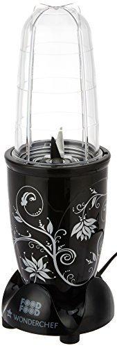 Get Wonderchef 400 Watt Nutri-Blend Black (Freebies may vary) at Rs 2500   Amazon Offer