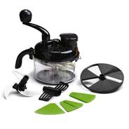 Get Wonderchef 60001500 Turbo Dual Speed Food Processor (Black) at Rs 855 | TataCliq Offer
