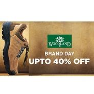 Get Woodland Shoes Upto 40% OFF | Jabong Offer
