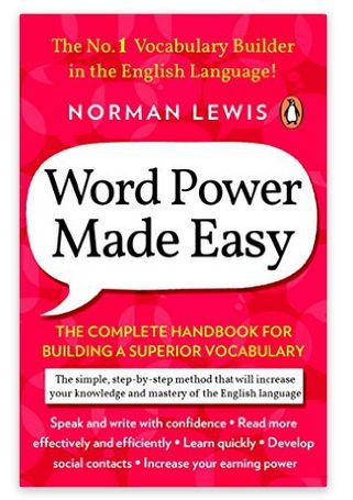 Get Word Power Made Easy by Norman Lewis      India at Rs 83 | Amazon Offer