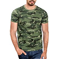 Get WYO Wear Your Opinion WYO Men's Cotton Camouflage Stylist Ha at Rs 358 | Amazon Offer