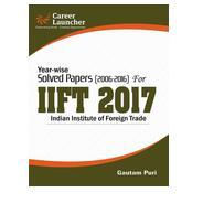 Get Year-wise Solved Papers 2006 - 2016 for IIFT 2017 Edition (English, Paperback, Gautam Puri) at R