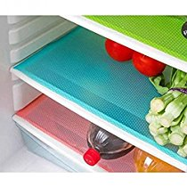 Get Yellow Weavestm Refrigerator Drawer Mats Fridge Mats Pack at Rs 279 | Amazon Offer